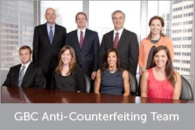 Anti-Counterfeiting Team