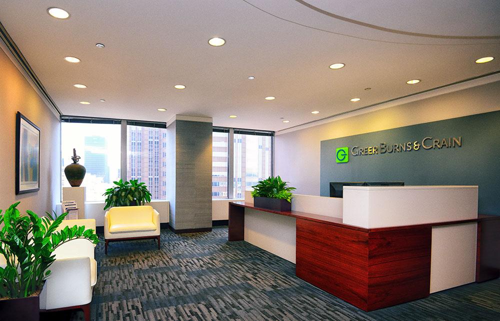 GBC Office Lobby
